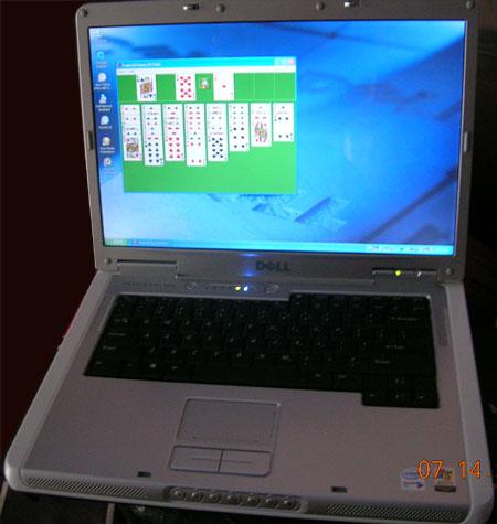 Dell Laptop…