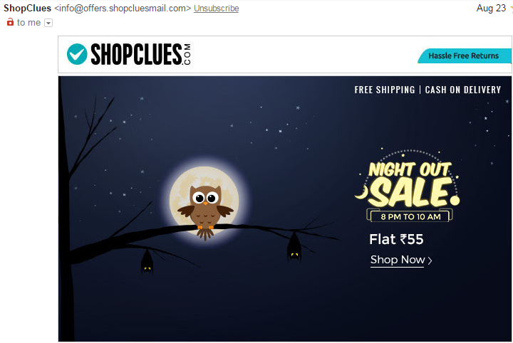 How Ecommerce Portal (ShopClues) makes money by selling over MRP !