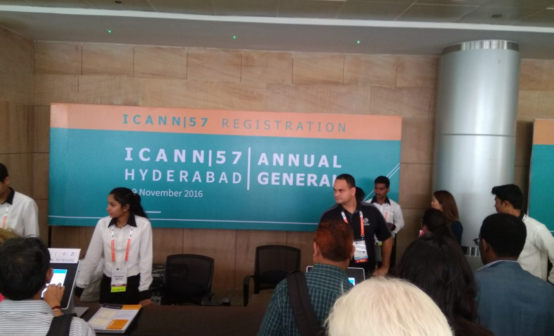 ICANN57 Registration